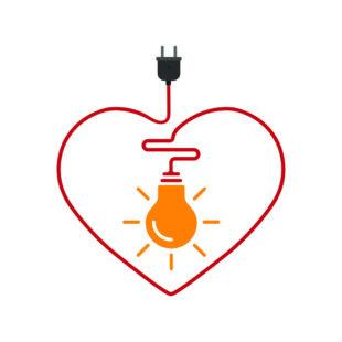 L'amore è l'energia più pulita, sostenibile e rinnovabile che esista.