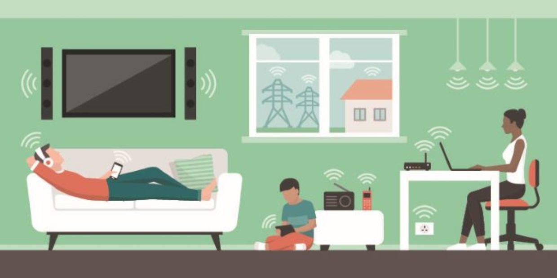 Smart working, consigli per migliorare il wi-fi