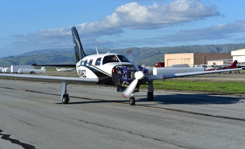 Il più grande aereo completamente elettrico del mondo ha compiuto il primo volo