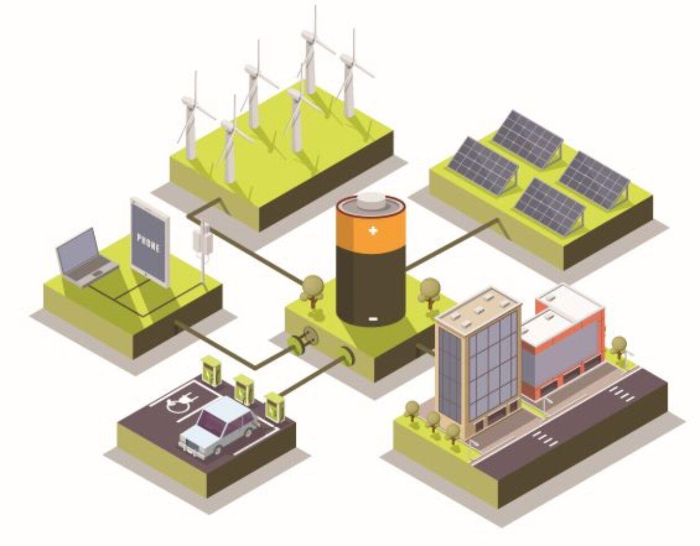 Questo sarà il decennio dello stoccaggio di energia