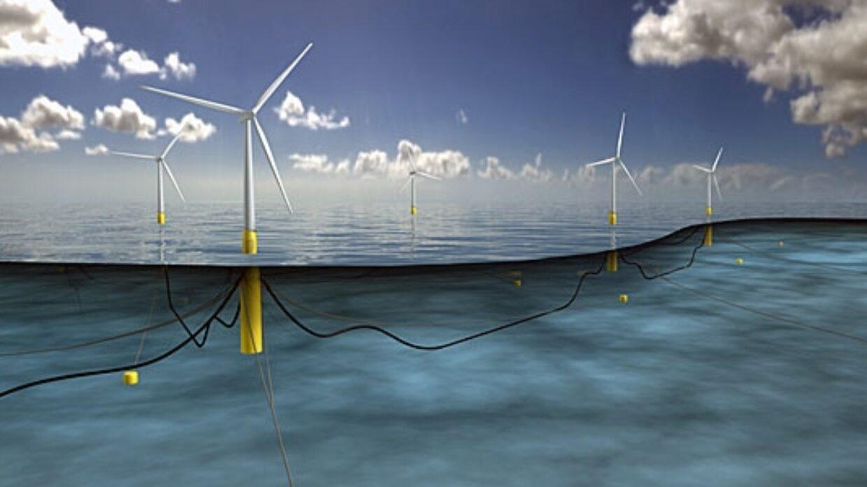 L'Italia avrà un impianto eolico galleggiante