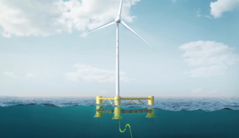 Mare & energia, arriva l'impianto che cattura vento e onde