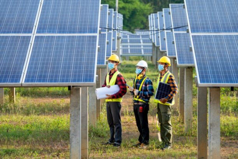 Nonostante il Covid, l'industria delle rinnovabili cresce