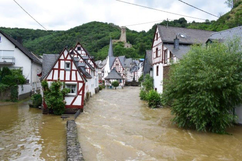 Il riscaldamento globale potrebbe causare un aumento dei problemi in Europa